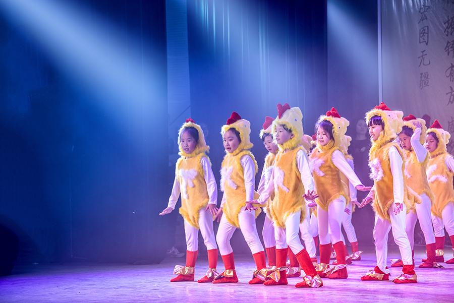 2017年梦想的舞台艺术节精彩掠影