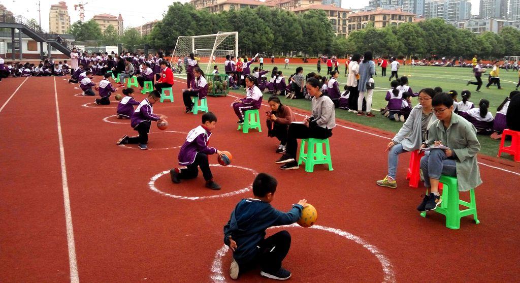 小学部球类联赛(一)—热血在沸腾、激情在燃烧