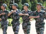 【视频】军训进行时