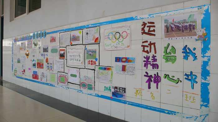 小学墙报设计图,初中墙报设计图,小学生墙报版面设计图